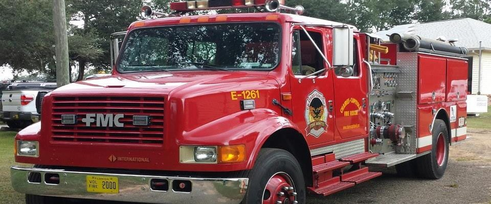 Learn how you can become a member of the Chaires-Capitola Volunteer Fire Department